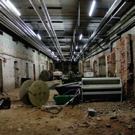 Alexandra-Palace-basement-by-Liam-Logan-resident-at-North-London-YMCA-Hostel.