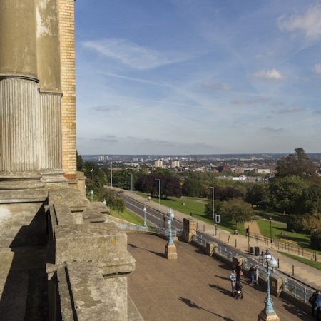 View-from-Alexandra-Palace-by-Justin-Kitto-resident-at-North-London-YMCA-Hostel.