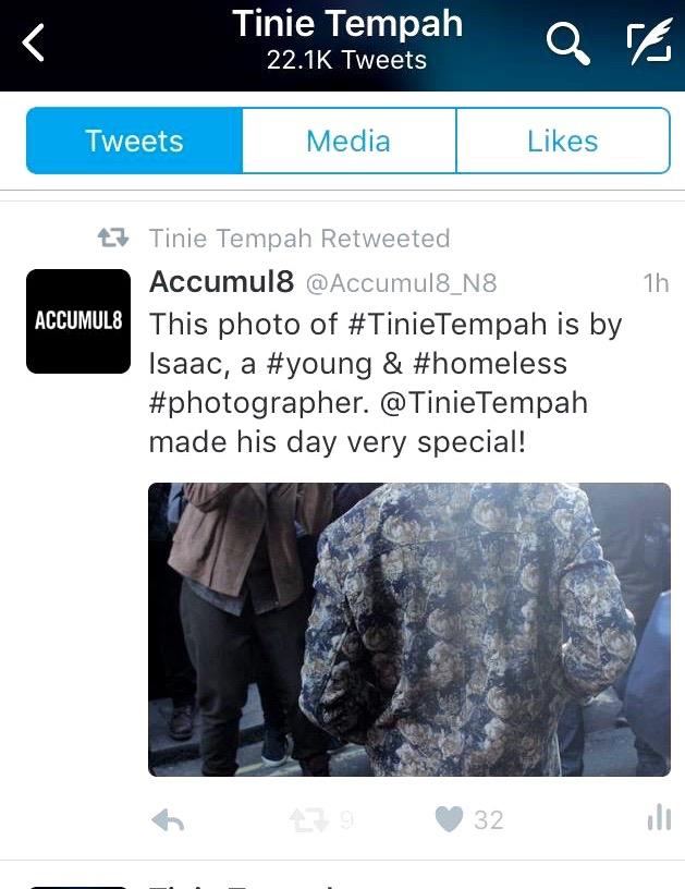 tiny tempah tweet