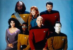 Star Trek Super Heroes