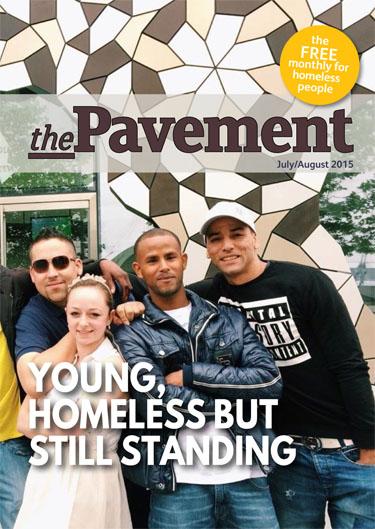Pavement Magazine: 2015