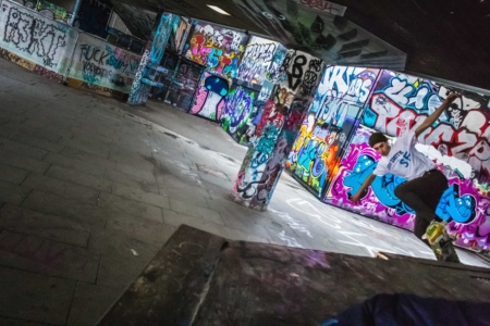 Geron Gittens The Skater