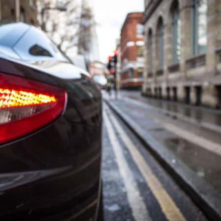 Stephen Mushini: Rear Light