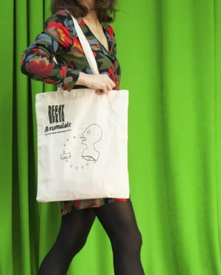 Accumulate Tote Bags