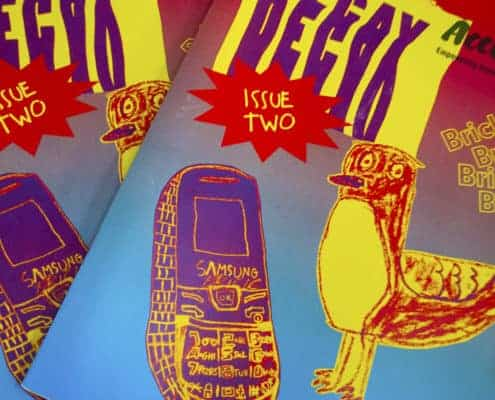 DECAY Zine: issue 2
