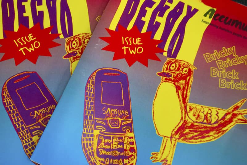 DECAY Zine: issue 2