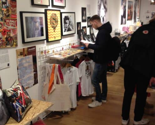 Accumulate at Youth Club Archive shop