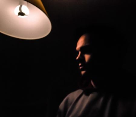 Taylor Rickard, Faceless Young Photograph
