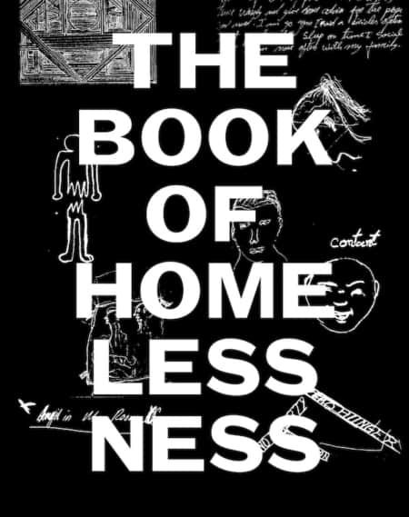 The book of homelessness cover